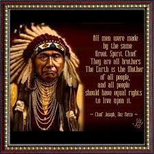 Image result for quotes by famous american indians