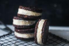 Doubled-Stuffed Raw Oreos – Chocolate for Basil