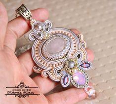 RENA*******Авторские украшения. Сутаж. Soutache Pendant, Soutache Jewelry, Shibori, Collar Necklace, Beaded Embroidery, Bracelet Watch, Jewerly, Handmade Jewelry, Pendants