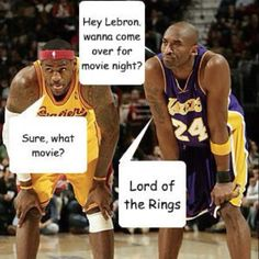 BY FAR ONE OF THE FUNNIEST BASKETBALL PICS. #teamfollowback  #realtalk #kobe