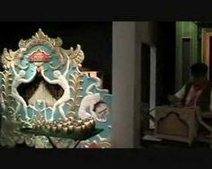 Jean-Claude Welche, scie musicale et orgue de barbarie, l'Auberson