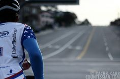 It's all so American, which is nice to see now.  (Ride 2 Recovery raise money to support the recovery and rehabilitation of injured military veterans. It supports cycling and spinning programmes around the United States, and also organises riding events.)