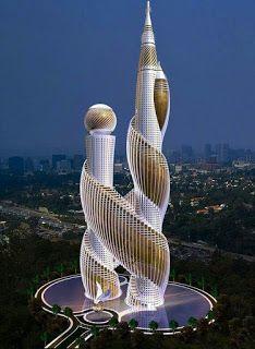 ostivm: rascacielos