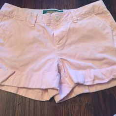 Old Navy cuffed shorts Pink Old Navy Shorts