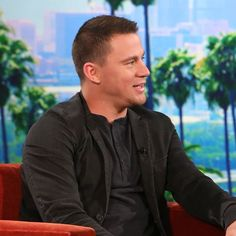 """Pin for Later: Channing Tatum on Zac Efron: """"I Want to See That Guy Naked!"""""""
