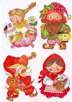 Pohádkové postavičky   ilustrace a obrázky (kliknutímpřejdetenadalšípoložkugalerie) Petra, Disney Characters, Fictional Characters, Christmas Ornaments, Disney Princess, Holiday Decor, Fairy Tail, Short Stories, Papercraft
