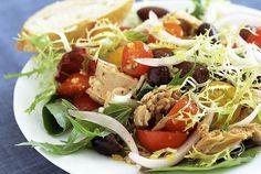 Whip Up a Ensalada Mixta with This Spanish Mixed Green Salad Recipe