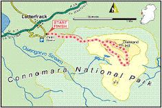Route summary: Your starting point is the visitor centre at the Connemara National Park. Family Trips, Family Travel, Republic Of Ireland, Short Break, The Visitors, Walks, National Parks, Activities, How To Plan
