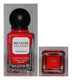 Revlon Parfumerie Ginger Melon - Bright Dark Pink Scented