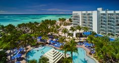The Aruba Marriott Resort & Stellaris Casino is truly a unique and delightful find among the Caribbean Resorts on Palm Beach and ensures guests an indulgent and relaxing Aruba vacation experience. #Aruba