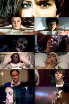 Tony and Effy Stonem. What a loving brother and sister relationship. :)