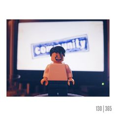 I honestly don't know how I made it this far in life with so many great shows! #community #hbo #sitcom #bingewatching #tv #lego #legogram #legolife #legography #legostagram #stevelego #aphotoaday #picoftheday #potd #365photos #365project #vsco #vscofilter by ordinarylegoguy