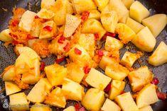 Supa groasa de cartofi noi | Diva in bucatarie Cantaloupe, Soups, Pineapple, Bacon, Food, Cream, Fine Dining, Pine Apple, Essen