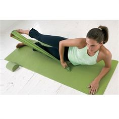 pilates workout with bands