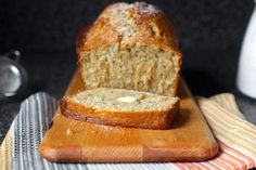 Delicious coconut bread: A mile high, glossy and bronzed, with a coarse crumb from a tangle of coconut, cinnamon, brown butter and vanilla — if Smitten Kitchen could be bottled into a scent, this would be its Love's Baby Soft — it told me, in no uncertain terms, what a fool I'd been to wait so long to make it.