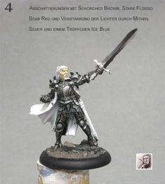 Tutorial - basic thoughts of painting True Metallic