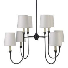 Foyer chandelier. Colette Chandelier | Williams-Sonoma