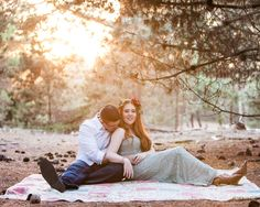 A San Francisco fairytale engagement session by Kreate Photography