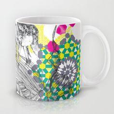Deer+Essaouira+Mug+by+Esther+Pallett+-+$15.00