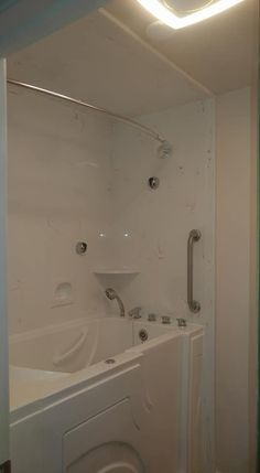 Cultured Marble Shower, Marble Showers, Alcove, Bathtub, Bathroom, Standing Bath, Washroom, Bath Tub, Bathtubs