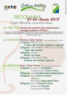 Il Comune di Tollo e gli altri comuni del Colline Teatine a Casa Abruzzo Comune di Tollo - Sito Ufficiale del Comune di Tollo (CH)