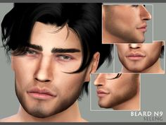 The Sims Resource: Beard N9 by Seleng • Sims 4 Downloads Sims 4 Cas, Sims 1, The Sims 4 Pc, Sims House Plans, Sims 4 Male Clothes, Sims 4 Hair Male, Sims 4 Clothing, Sims 4 Cc Skin, Sims 4 Teen