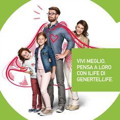 Vuoi diventare un supereroe per la tua famiglia? Da oggi  ti aiuterà iLife, la nuova assicurazione sulla vita di Genertellife. Più ti prendi cura di te, più risparmi! Scoprila>> http://bit.ly/vita_ilife