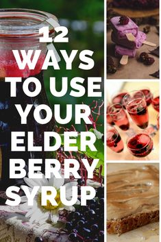 Elderberry Syrup Recipes and Tips. 12 ways to enjoy your elderberry syrup. Elderberry gummy recipie, Elderberry smoothies, elderberry popsicles and more! Elderberry Syrup Uses, Elderberry Benefits, Health And Nutrition, Health Fitness, Drink Recipes, Healthy Recipes, Cold And Cough Remedies, Foot Detox, Recipe Using
