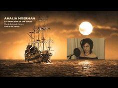 """Amalia Moerman """"LA AMBICIÓN DE UN VERSO"""" - Music by Ilio Volante, Words..."""