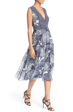 Diane Von Furstenberg Dress #spring