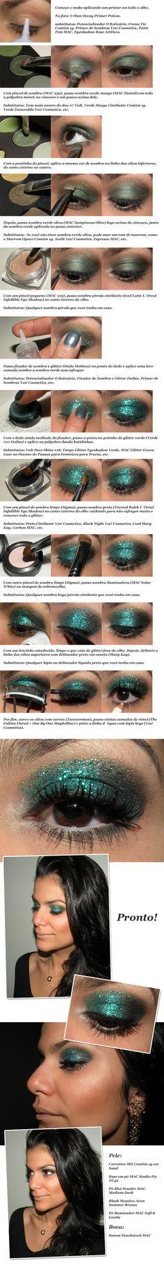 Olho Glitter | Julia Petit – Petiscos