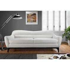 Found it at Wayfair - Wollo Leather Modular Sofa