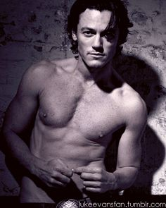 Luke Evans-he was in the Raven. Excellent movie.