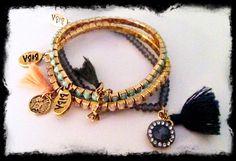 Bracelets from BIBA.