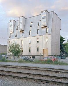 Svartlamoen Housing