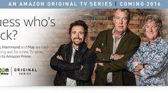 Clarkson-Hammond-May: il