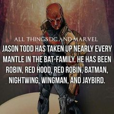 "Isn't jaybird his nickname...? Is it actually a batfam ""role""?"