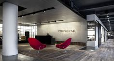Converse Corporate Headquarters and Showrooms | Rogers Marvel Architects