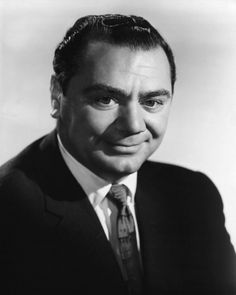 "Ernest Borgnine, was a great actor. He  won the academy award for best actor in the movie ""Marty"", 1955. He also was in the TV show McHales Navy 1962."