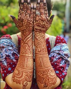 We have got a list of top Mehndi designs for Hand. You can choose Mehndi Design for Hand from the list for your special occasion. Rajasthani Mehndi Designs, Arabic Bridal Mehndi Designs, Wedding Henna Designs, Engagement Mehndi Designs, Full Hand Mehndi Designs, Stylish Mehndi Designs, Dulhan Mehndi Designs, Henna Mehndi, Mehndi Art
