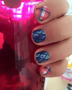 Denim Chic with Highlander! love it!! Order yours at cc4urjams.jamberry.com