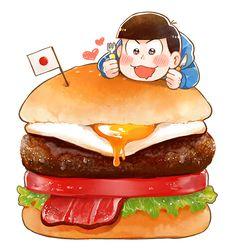 Kara wants the burger!