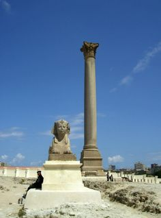 Alexandria  - Explore the World with Travel Nerd Nici, one Country at a Time. http://travelnerdnici.com
