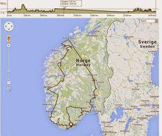 Noorwegen verkennen per camper