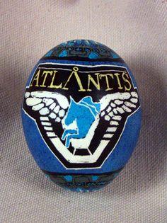 Stargate Atlantis Easter egg