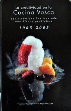 """Cover of """"La creatividad en la cocina vasca"""""""