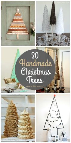 30 beautiful handmad