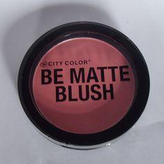 City Color Be Matte Blush in Fresh Melon BNWS. $4.