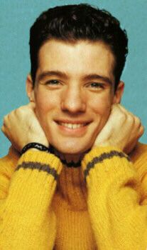 Immagine di jc chasez, nsync, 90s, young, hair