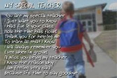 thank you teacher quotes - Google Search